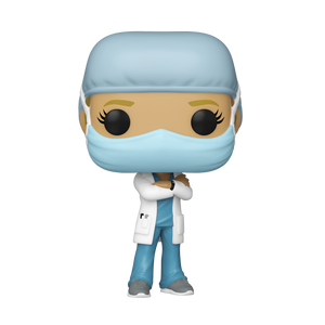 POP! Heroes Front-Line Workers FEMALE #1 (PRE-ORDER)