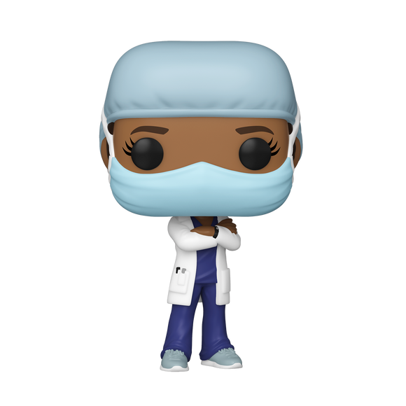 POP! Heroes Front-Line Workers FEMALE #2 (PRE-ORDER)