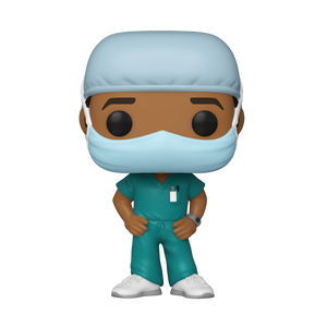 POP! Heroes Front-Line Workers MALE #2 (PRE-ORDER)
