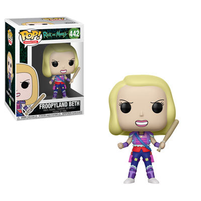 POP! Animation Rick and Morty: FROOPYLAND BETH (PRE-ORDER)