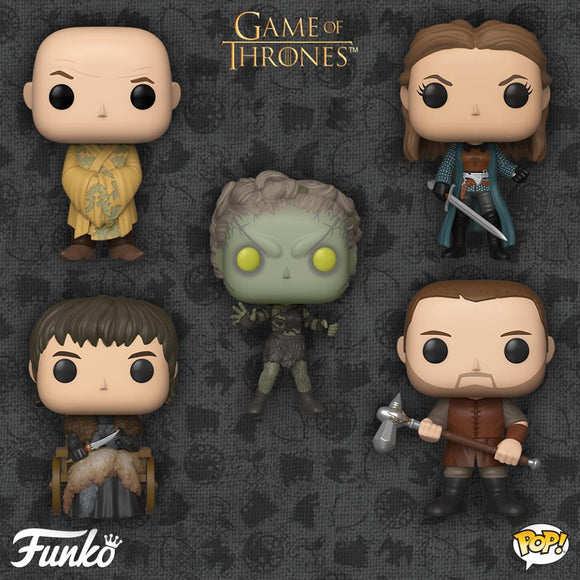 POP! Television Game Of Thrones Series 9 5-Pack Bundle (PRE-ORDER)