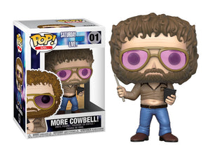 POP! More Cowbell! (Gene Frenkle)