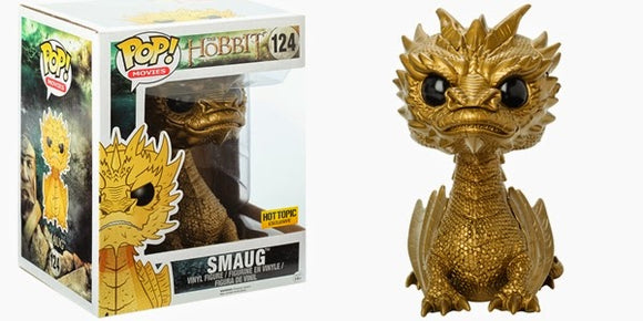 POP! Movies The Hobbit Smaug (gold exclusive)