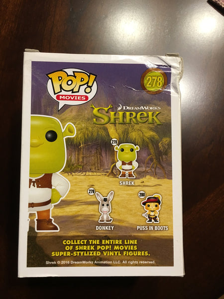 Pop! Movies Shrek: Shrek