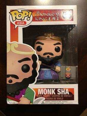Pop! Asia Monkey King Monk Sha