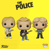POP! Rocks THE POLICE 3-Pack Bundle (PRE-ORDER)