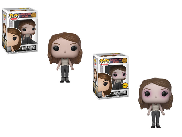 POP! Television American Gods Laura Moon
