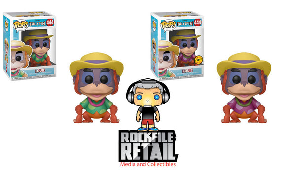 POP! Disney TaleSpin Louie Chase 2-Pack Bundle
