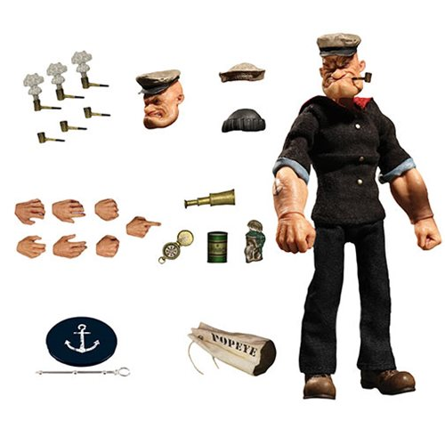 Popeye One:12 Collective Action Figure (PRE-ORDER)