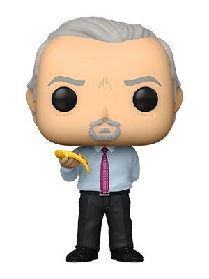 POP! Movies Fast Times At Ridgemont High MR. HAND w/ PIZZA (PRE-ORDER)