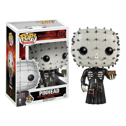 POP! Movies Hellraiser III PINHEAD
