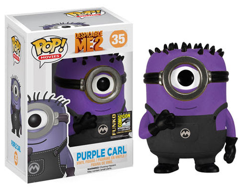 POP! Movies Despicable Me 2 PURPLE CARL