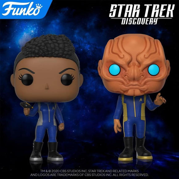 POP! Television Star Trek Discovery Bundle 2-Pack (PRE-ORDER)