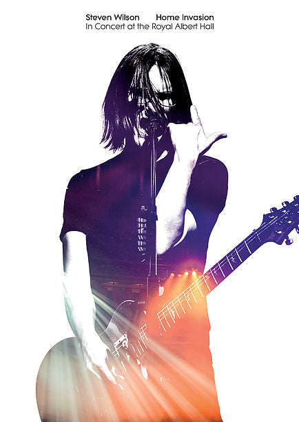 Steven Wilson - Home Invasion: In Concert At The Royal Albert Hall DVD+CD (PRE-ORDER)