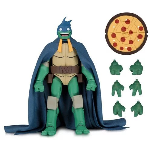 Teenage Mutant Ninja Turtles Michelangelo as Batman Action Figure (Exclusive) (PRE-ORDER)