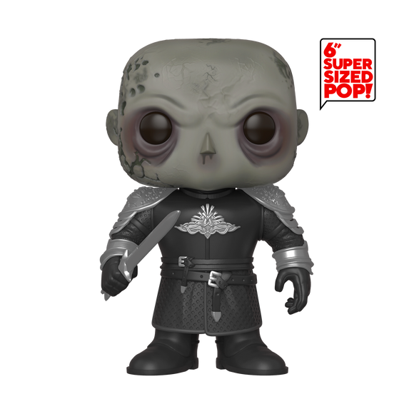 POP! Television Game Of Thrones THE MOUNTAIN (UNMAKSED) 6