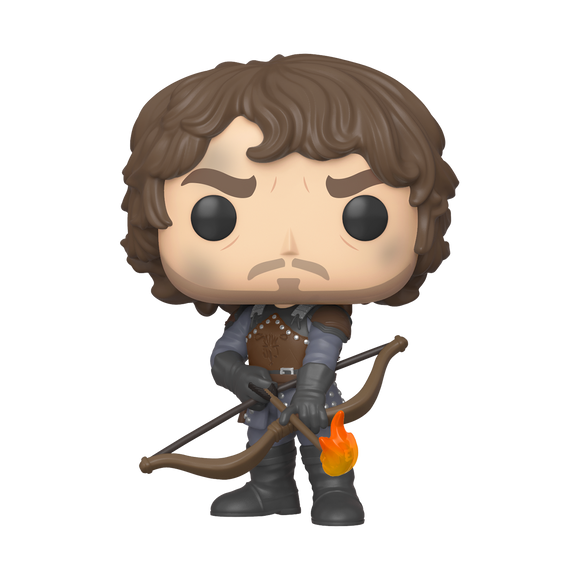 POP! Television Game Of Thrones THEON w/ FLAMING ARROWS (PRE-ORDER)