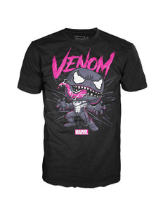 POP! Tees Marvel Venom with Goop T-Shirt (PRE-ORDER)