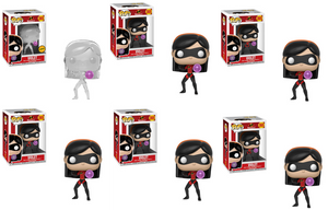 POP! Disney Incredibles 2 Violet Chase Case