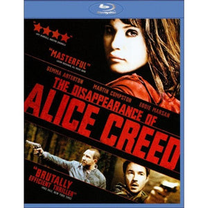 THE DISAPPEARANCE OF ALICE CREED Blu-Ray