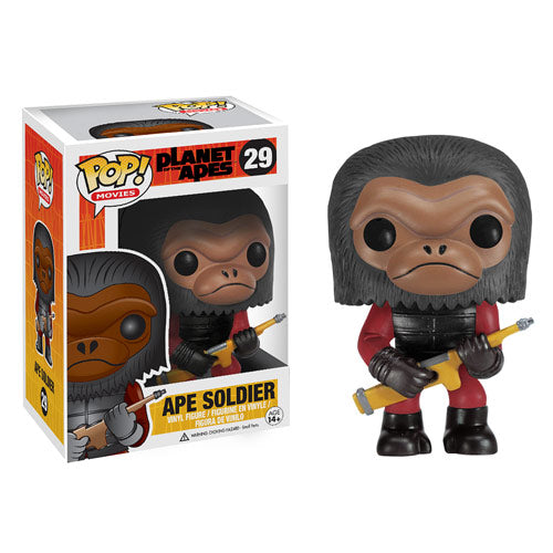 POP! Movies Planet Of The Apes APE SOLDIER