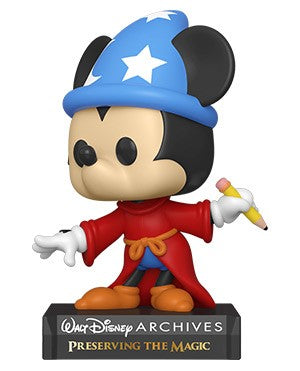 POP! Disney: Disney Archives APPRENTICE MICKEY (PRE-ORDER)