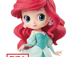 Q posket Disney The Little Mermaid ARIEL Princess Green Dress (PRE-ORDER)