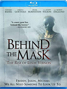 BEHIND THE MASK The Rise Of Leslie Vernon Blu-Ray