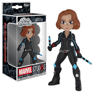 Rock Candy: Marvel Studio 10 - Black Widow (PRE-ORDER)