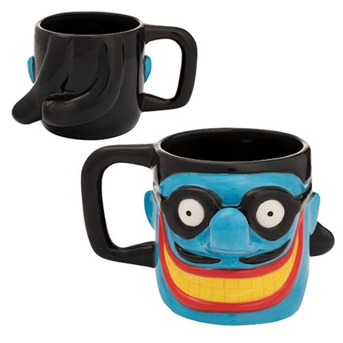 THE BEATLES Yellow Submarine Meanie Sculpted Ceramic Mug (PRE-ORDER)
