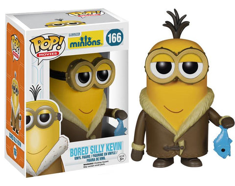 POP! Movies Minions BORED SILLY KEVIN