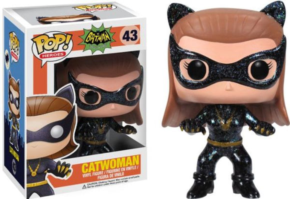 POP! Heroes CATWOMAN (NOT Mint)