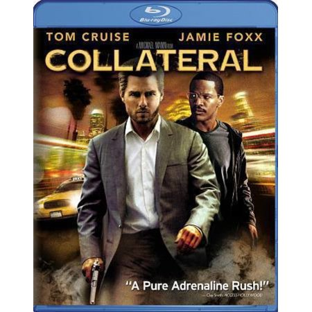 COLLATERAL Blu-Ray