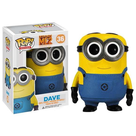 POP! Movies Despicable Me 2 DAVE