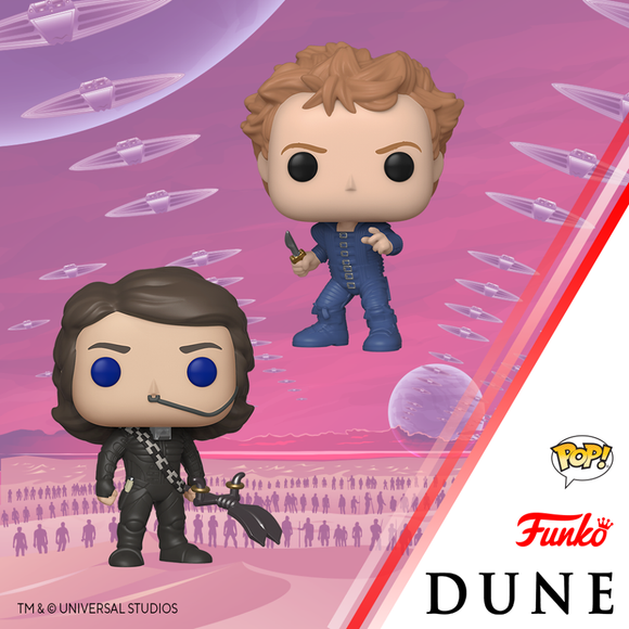 POP! Movies DUNE 2-Pack Bundle (PRE-ORDER)