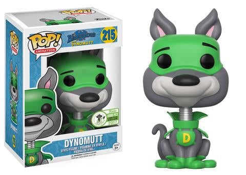 POP! Animation Blue Falcon And Dynomutt DYNOMUTT (exclusive)