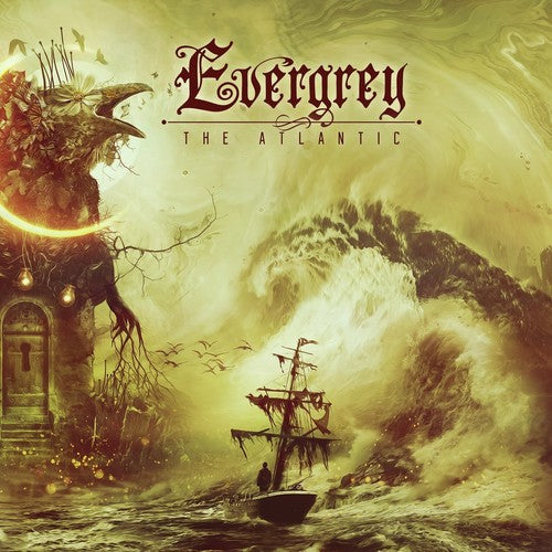 EVERGREY - The Atlantic (Digipak)