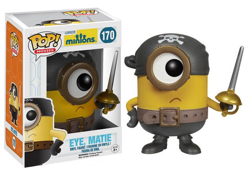 POP! Movies Minions EYE, MATEY