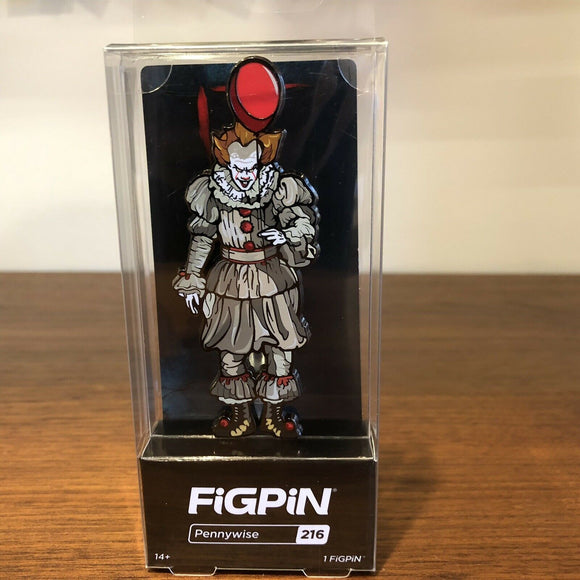 FiGPiN #216 PENNYWISE Enamel Pin (exclusive)