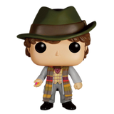 POP! Television Doctor Who FOURTH DOCTOR with Jelly Babies (exclusive)