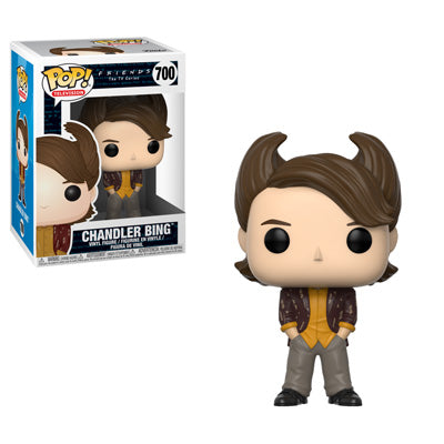 POP! Television Friends 80's Hair Chandler (PRE-ORDER)