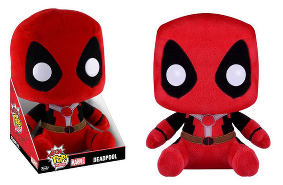 Mega POP! Plush Marvel Deadpool