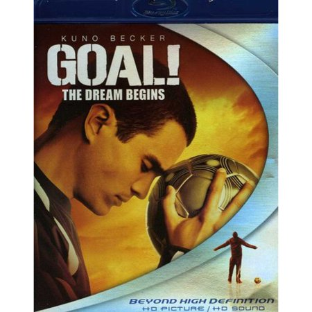 GOAL! The Dream Begins Blu-Ray