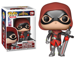 POP! Games Marvel COC Guillotine