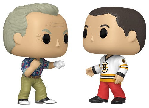 POP! Movies Happy Gilmore HAPPY and BOB BARKER 2-Pack (PRE-ORDER)