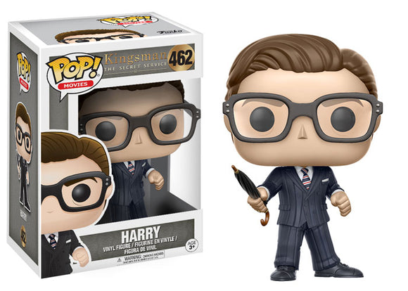 POP! Movies Kingsman HARRY