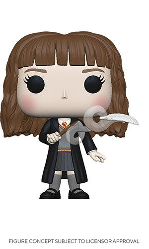 POP! Harry Potter HERMIONE WITH FEATHER (PRE-ORDER)
