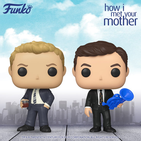 POP! Television How I Met Your Mother Bundle 2-Pack (PRE-ORDER)