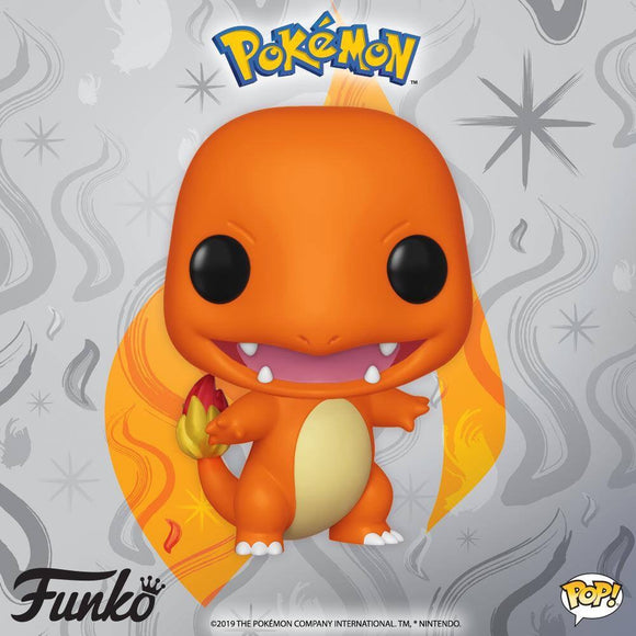 POP! Games Pokémon CHARMANDER (PRE-ORDER)