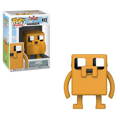 POP! Television Adventure Time JAKE (Minecraft)